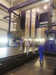 demontaža i preseljenje velikih strojeva